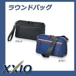 【2017年モデル】ゼクシオ XXIO ラウンドバッグ [2WAY]  GGF-B6006|golkin