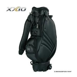 ダンロップ ゼクシオ キャスター付きキャディバッグ メンズキャディバッグ 2020モデル GGC-X112|golkin