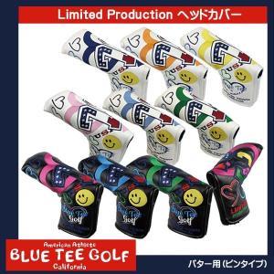 ブルーティーゴルフ リミテッド プロダクション パターカバー BLUE TEE GOLF Limitet Productiion golkin