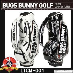 ルーニーテューンズ バッグスバニーゴルフ キャディバッグ 9型 LTCM-001 LOONEY TUNES BUGS BUNNY GOLF|golkin