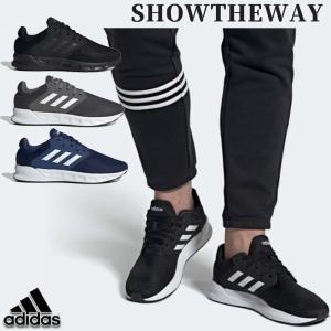 アディダス adidas ショーザウェイ SHOWTHEWAY  メンズ スニーカーシューズ LDC...