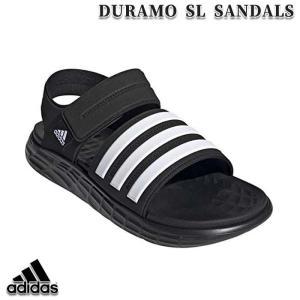 アディダス adidas デュラモ サンダル DURAMO SL SANDAL スポーツサンダル メ...