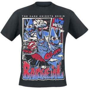 BABYMETAL ベビーメタル Dark Knights Tシャツ 【即納】|gomachan