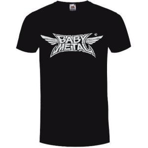 BABYMETAL ベビーメタル Crush Logo Tシャツ 正規オフィシャル 【即納】|gomachan