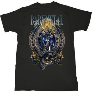 BABYMETAL ベビーメタル World Tour 2018 CONVICTION Tシャツ gomachan