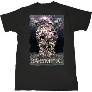 BABYMETAL ベビーメタル World Tour 2018 DEATH GARDEN TOUR Tシャツ|gomachan