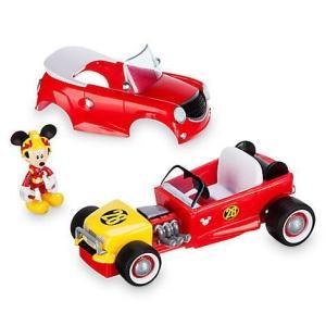 ミッキーマウスとロードレーサーズ ミッキー・トランスフォーミングレーサー|gomachan
