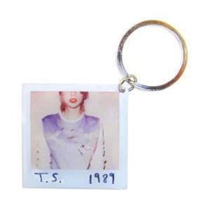 Taylor Swift テイラー・スウィフト 1989 キーホルダー gomachan