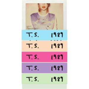 Taylor Swift テイラー・スウィフト 1989 ヘア・タイ・セット gomachan