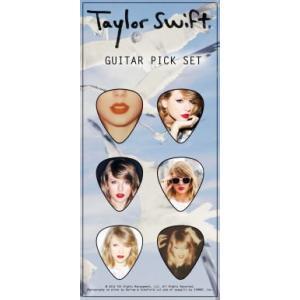 Taylor Swift テイラー・スウィフト 1989 ギターピックパック gomachan