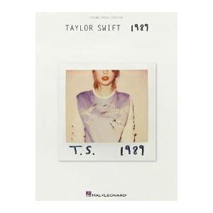 Taylor Swift テイラー・スウィフト 1989 ピアノ楽譜|gomachan