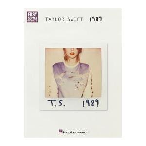 Taylor Swift テイラー・スウィフト 1989 イージー・ギター gomachan