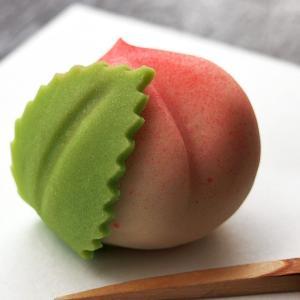 ひなまつり 桃の節句 練り切り 上生菓子 個包装 桃,もも1...