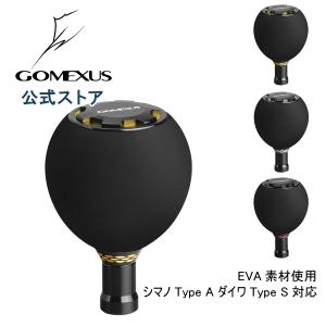 リール ハンドルノブ 38mm EVA製 シマノ Shimano TypeA ダイワ Daiwa T...