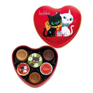 653 クッカ C 6個 ゴンチャロフ クッカ -バレンタインチョコレート2019- 【数量限定】【バレンタインデー限定】|goncharoff