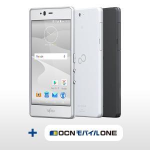 LTE対応 SIMフリースマホ arrowsM04 + OCNモバイルONE セット|goo-simseller