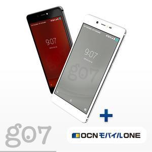 gooのスマホ g07(グーマルナナ) & 選べるOCNモバイルONEセット【送料無料】|goo-simseller