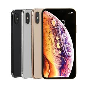 Apple iPhone XS 64GB メーカー認定整備済 本体 + OCN モバイル ONE ス...
