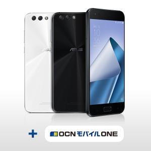 ASUS ZenFone 4 (ZE554KL) + 選べるOCNモバイルONEセット 【送料無料】|goo-simseller