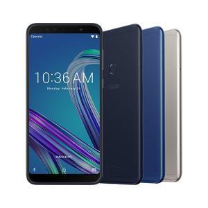 ASUS ZenFone Max Pro (M1) 本体 + OCN モバイル ONE スマホセット 音声契約必須