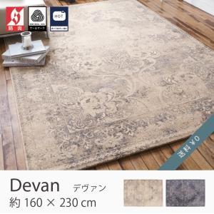 デヴァン カーペット ラグ 160x230cm おしゃれ ウール エレガント シック モダン やわらか モルドバ製 プレーベル 絨毯 送料無料|goocafurniture