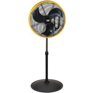キャタピラー CAT スタンドサーキュレータ 扇風機 HVP-14S180 熱中症対策 工事現場 店舗 工場 倉庫作業に|good-eight