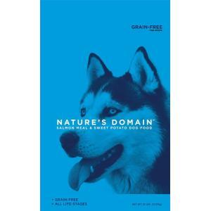 KIRKLAND(カークランド) シグネチャー ネイチャーズドメイン サーモン/ポテト 15.87 成犬用 グレインフリー|good-eight