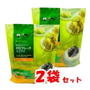 【韓国のり】【フレーク】ご飯の友 YEMAT 味付け海苔フレーク 80 gx 3 袋|good-eight