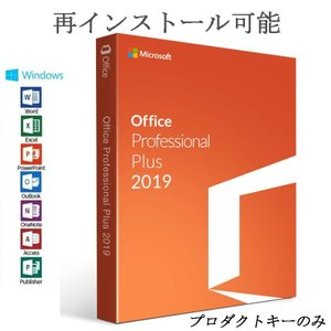 Microsoft Office 2019 Professional Plus 1PC 64bit ...