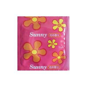 コンドーム 送料無料 業務用 スキン 花の香り Sunny12個 うす型シュアー12個 合計24個|good-life-style|02