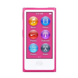 【新品】Apple iPod nano 16GB 第7世代  ピンク MKMV2J/A