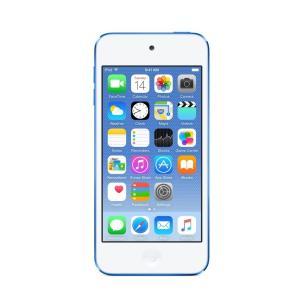 【新品】Apple iPod touch 16GB 第6世代  ブルー MKH22J/A