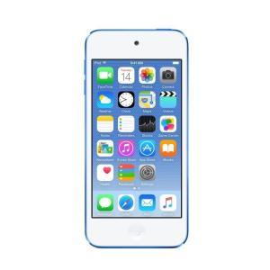 【新品】Apple iPod touch 32GB 第6世代  ブルー MKHV2J/A