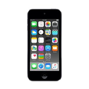 【新品】Apple iPod touch 32GB 第6世代 スペースグレイ MKJ02J/A
