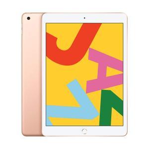 アップル Apple iPad 2019 7th モデル 10.2インチ, Wi-Fi, 32GB -MW762J A ゴールドの商品画像|ナビ