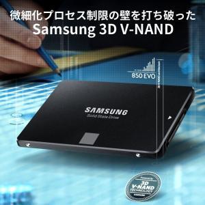 Samsung SSD 250GB 850 EVO ベーシックキット V-NAND搭載 2.5インチ 内蔵型 MZ-75E250B/IT|good-lifes