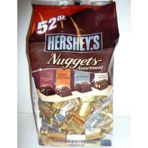 HERSHEY'Sハーシーナゲッツ ナゲットアソート チョコレート 1.47kg入り