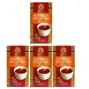 100%オーガニックノンカフェイン・健康茶ROYAL-T ルイボスティー ロイヤルT40P(100g...