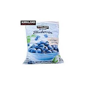 カークランドシグネチャー冷凍ブルーベリー 2.27kgBlueberry|good-mam88