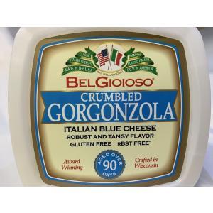 クランブル ゴルゴンゾーラ 680g イタリアン ブルーチーズ  680g アメリカン 冷蔵便 コストコ通販 COSTCO|good-mam88|03