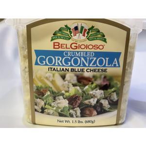 クランブル ゴルゴンゾーラ 680g イタリアン ブルーチーズ  680g アメリカン 冷蔵便 コストコ通販 COSTCO|good-mam88|04