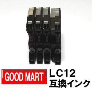 【4色セット】 LC12 LC12-4PK ブ...の詳細画像1