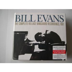 Bill Evans / The Complete Village Vanguard Recordings 1961 : 3 CDs // CD