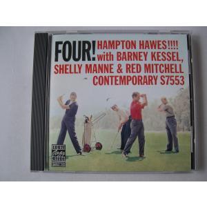 Hampton Hawes / Four! // CD