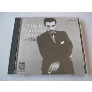 Hampton Hawes / Vol.2 : The Trio // CD