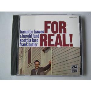 Hampton Hawes / For Real! // CD