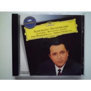 Schumann : Dichterliebe; Schubert, Beethoven : Lie...