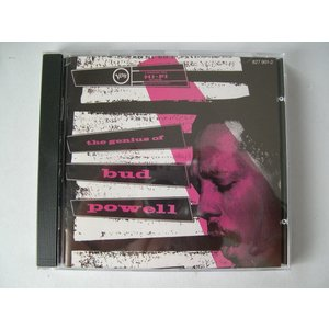 The Genius of Bud Powell // CD