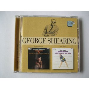 George Shearing / Here and Now & New Look ! // CD