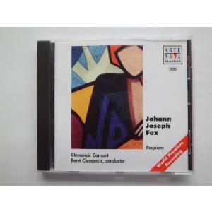 Johann Joseph Fux / Requiem / Clemencic Consort //...